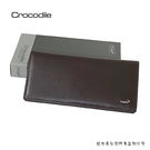【Crocodile】男士皮夾/真皮長夾...