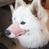 狗狗嘴套狗口罩防叫防咬亂吃大中小型犬寵物金毛泰迪 露露日記