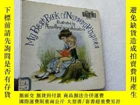 二手書博民逛書店My罕見Best Book of Nursery Rhymes