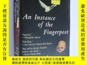 二手書博民逛書店An罕見Instance of the FingerpostY1