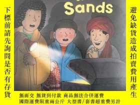 二手書博民逛書店secret罕見of the sandsY19139 roder