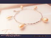 Silver 淡水珍珠 手鍊 [ pb 002 ]