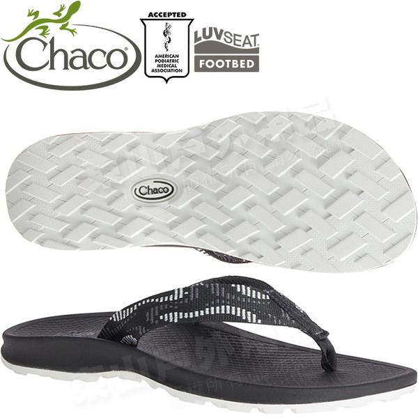 Chaco PLM01_HF44碎末黑 男越野沙灘夾腳拖鞋-Playa Pro 美國佳扣拖鞋/水陸兩用鞋/沙灘鞋/運動涼鞋