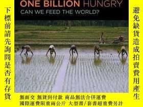 二手書博民逛書店One罕見Billion Hungry-十億饑餓Y436638 Gordon Conway Comstock