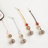 手機掛飾-小巧鈴鐺簡單精緻鑰匙扣10款73xd13【時尚巴黎】