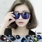 韓國李敏鎬雷朋版粗膠框太陽眼鏡-抗UV400【OS769】*911 SHOP*