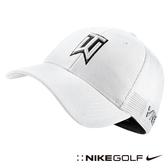 Nike Golf 老虎伍茲素面運動網帽 -白 639668-100-M/L