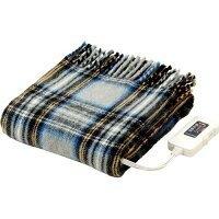 日本製【椙山紡織NAKAGISHI】單人電熱毯 140×82cm NA-052H
