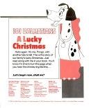 二手書博民逛書店《Lucky Christmas: 101 Dalmations Read-Along》 R2Y ISBN:1557234841