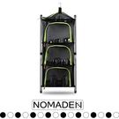 【NOMADE 兩用碗櫥櫃《綠》】N7192/碗櫥/碗籃/碗櫃/防塵/露營