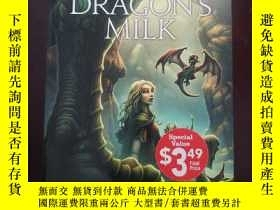 二手書博民逛書店THE罕見DRAGON CHRONICLES: DRAGON S MILKY50793 SUSAN FLETC