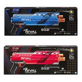 《 NERF 樂活打擊 》NERF決戰系列 - 阿特拉斯 XVI1200 ( 藍/紅 )╭★ JOYBUS玩具百貨