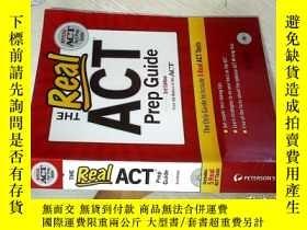 二手書博民逛書店THE罕見Real ACT Prep Guide 3rd Edi