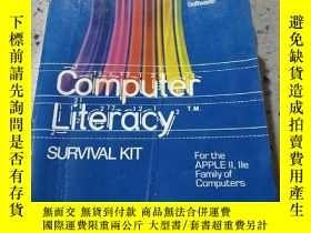 二手書博民逛書店Computer罕見Literacy SURVIVAL KIT: