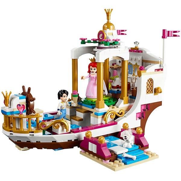 【LEGO樂高】迪士尼公主系列 - Ariel s Royal Celebration Boat41153