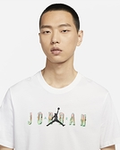 NIKE系列-JORDAN SPORT DNA 男款白色休閒短袖上衣-NO.CZ8084100