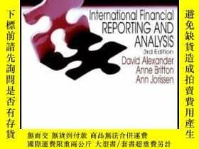 二手書博民逛書店International罕見Financial Reporting And AnalysisY256260
