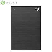 Seagate Backup Plus Portable 2.5吋 4TB外接硬碟-黑【愛買】