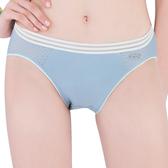 思薇爾-K.K Fit i動洞系列M-XXL素面低腰三角內褲(採石灰)
