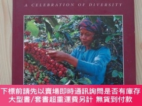 二手書博民逛書店意大利2002年原版書罕見英文 COFFEE A CELEBRATION OF DIVERSITY (咖啡 多樣性