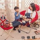【快樂購】便攜式擱腳凳腳踏馬扎折疊凳子戶...