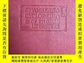二手書博民逛書店Chambers's罕見Cyclopædia of Englis