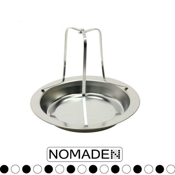 【NOMADE 烤雞架】N5538/戶外野餐/野營/烤鴨架/筒仔雞/烤肉