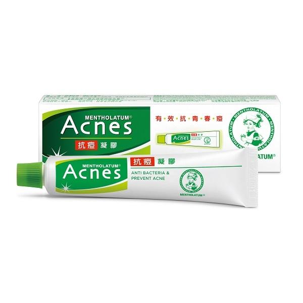 曼秀雷敦 Acnes抗痘凝膠18g 【康是美】