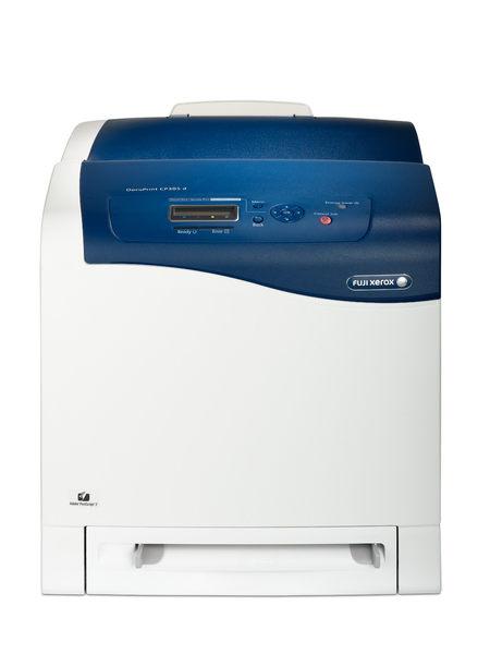 【贈A4紙1包】Fuji Xerox 富士全錄 DocuPrint CP305d A4 彩色雷射多功能印表機