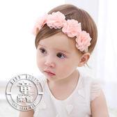 髮帶 寶寶 雪紡 花朵 蕾絲 髮飾 BW