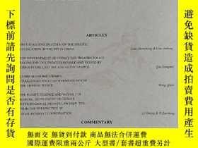 二手書博民逛書店CHINA LEGAL罕見SCIENCE 2019年3期(英文版