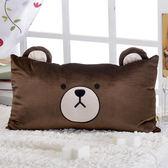 莫菲思 湯姆熊造型耳朵立體枕(中)