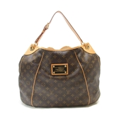 LOUIS VUITTON LV 路易威登 原花肩背包 南瓜包 Galliella GM M56381【BRAND OFF】