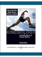 二手書博民逛書店《Kinesiology: Scientific Basis o