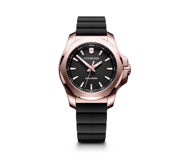 VICTORINOX 瑞士維氏 I.N.O.X. V 防水 瑞士 玫瑰金 女錶 (VISA-241808)
