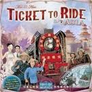 鐵道任務:亞洲擴充 (IICKET TO RIDE:ASIA)經典桌遊