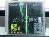 影音專賣店-V43-006-正版VCD*電影【異形4-浴火重生】-雪歌妮薇佛*薇諾娜瑞德