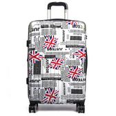 Aaronation-18吋Roberta行李箱URA-R160918英國國旗