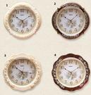 歐式簡約掛鐘客廳現代靜音時鐘掛表個性創意鐘錶臥室石英掛鐘