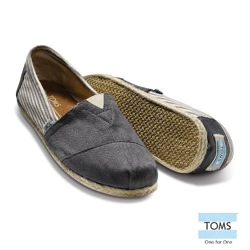 TOMS 經典學院風懶人鞋-女款(001019B09 UNASH)