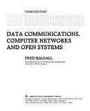 二手書博民逛書店《Data Communications, Computer Networks, and Open Systems》 R2Y ISBN:0201565064