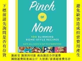 二手書博民逛書店天然有機:100道家庭瘦身菜譜罕見英文原版 Pinch of N