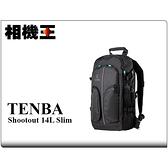 ★相機王★Tenba Shootout 14L Slim 雙肩後背包 相機包