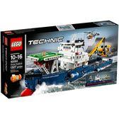 樂高積木 LEGO《 LT42064 》2017年 創意大師 Technic 系列 - 海洋探險號╭★ JOYBUS玩具百貨