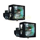 PANASONIC原廠投影機燈泡ET-LA097W(雙燈) / 適用機型PT-L797U