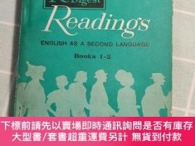 二手書博民逛書店Readings罕見reader s digest books1-2Y452181 讀者文摘讀本 出版19