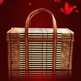3個裝 端午節粽子禮盒外包裝盒高檔創意牛肉熟食箱子空禮品盒子土特產裝 - 風尚3C