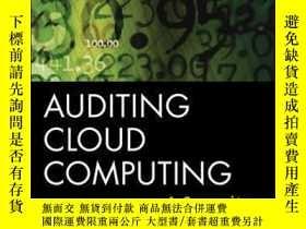 二手書博民逛書店Auditing罕見Cloud Computing: A Security and Privacy Guide