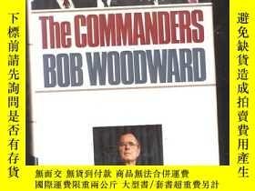 二手書博民逛書店The罕見COMMANDERS BOB WOODWARDY24040 BOB WOODWARD Simonsc