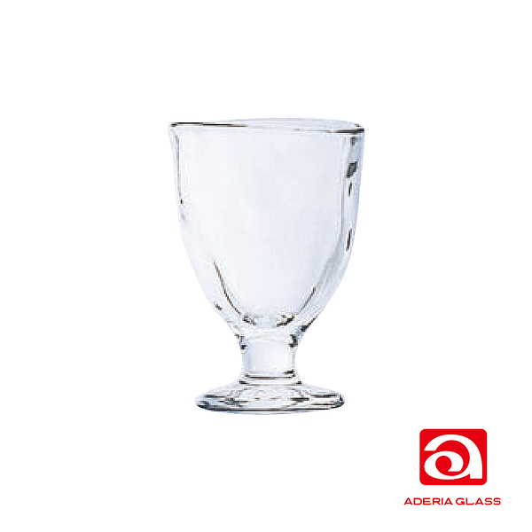 日本ADERIA 手仿陶高腳烈酒杯75ml